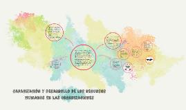Capacitación y desarrollo de los recursos humanos en las org