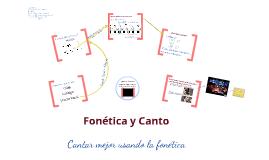 Fonética y Canto