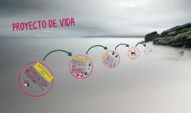 PROYÉCTO DE VIDA