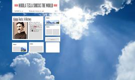 NIKOLA TESLA SHOCKS THE WORLD
