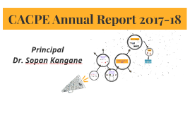 CACPE Annual Report 2016-17