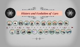 The History and evolution of the Cars