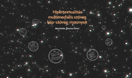 Hipertextualitás