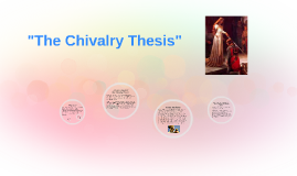 otto pollak chivalry thesis C&d topic 5 - gender, crime & justice chivalry thesis men socialised to act chivalrous towards females otto pollak.