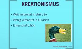 KREATIONISMUS