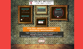 Copy of HTM 3203– HOSPITALITY HUMAN RESOURCE  MANAGEMENT