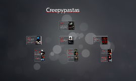 Copy of Creepypastas