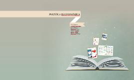 Copy of ORIGEN Y EVOLUCIÓN DE LA PEDAGOGÍA