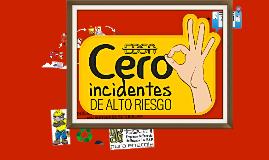 Copy of REGLAS DE ORO  PARA TRABAJO SEGURO