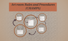 Copy of Artroom Rules and Procedures (Champs) and