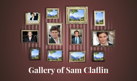 Gallery of Sam Claflin