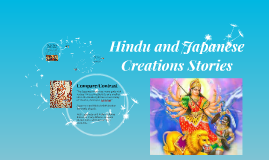 Hinduism and Japanese Creations Stories