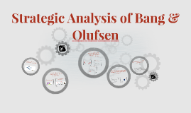 Copy of Strategic Analysis of Bang and Olufsen