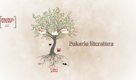 Pokario literatūra