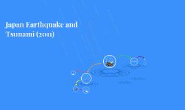 Japan Earthquake and Tsnami (2011)
