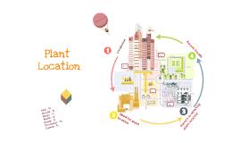 Copy of Plant Location (Production Management)