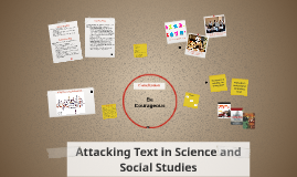 Attacking Text in Science and Social Studies