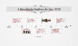 A Revolução Inglesa do Séc. XVII