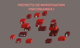Copy of PROYECTO DE INVESTIGACION
