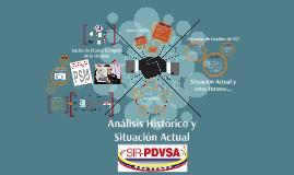 SIR PDVSA historia