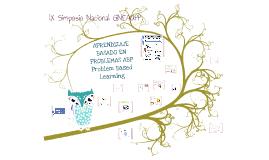 Copy of Aprendizaje Basado Problema ABP