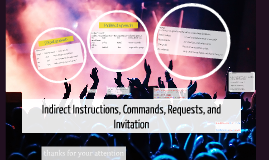 Copy of Indirect Instructions, Commands, Requests, and Invitation