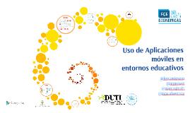 DUTI - Salta, Septiembre de 2015 - UNICEN Mobile