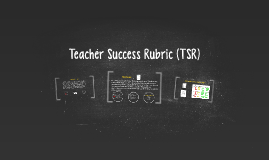 Teacher Success Rubric