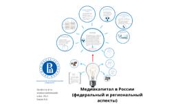 Медиакапитал в России (федеральный и региональный аспекты)