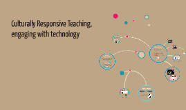 Culturally Responsive Teaching, engaging with technology