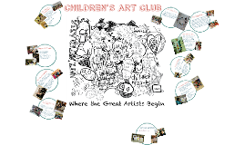 Children's Art Club