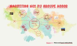 Copy of Marketing mix du groupe accor
