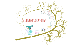 Copy of FRIENSHIP