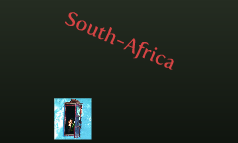 South Africa werken & wonen