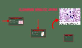 AutoImmune Hemolitic Anemia