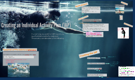 Creating your Individual Activity Plan (IAP)