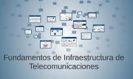 Infraestructura de telecomincaciones