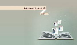 Literatuurpresentatie