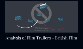 Analysis of Film Trailers