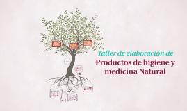 Taller de Elaboración de Productos de higiene Natural