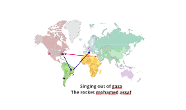 Singing out of gaza