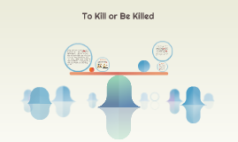 To Kill or Be Killed