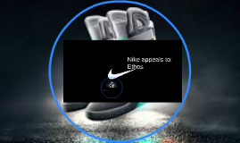 Nike appeals to: