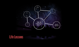 Life Lessons, Part 1