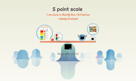 5 point scale