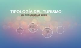 TIPOLOGIA DEL TURISMO