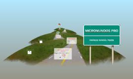 Copy of MICROMUNDOS PRO