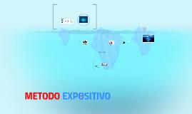 METODO EXPOSITIVO