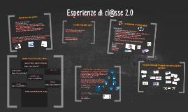 Esperienze di cl@sse 2.0