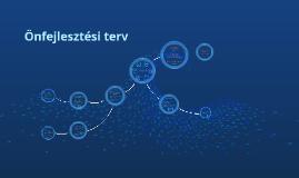 Copy of Copy of Önfejlesztési terv